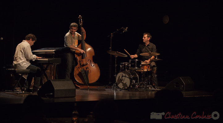 Serge Moulinier Trio, JAZZ360