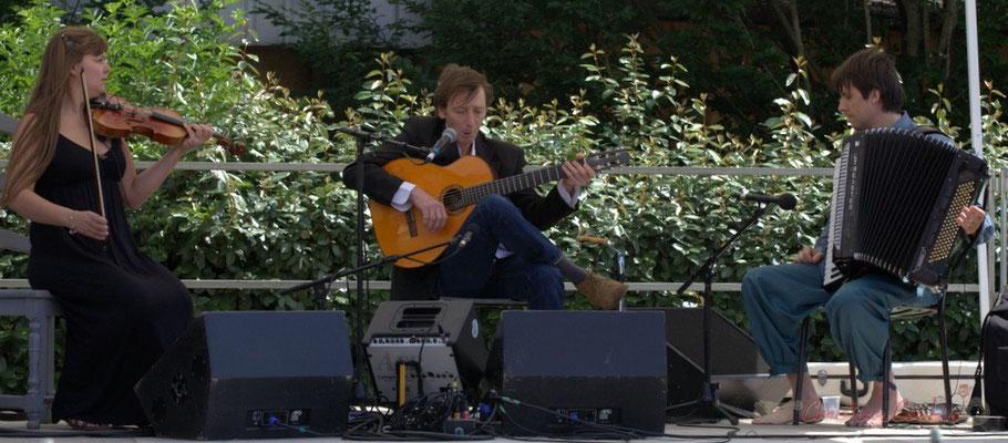 Festival JAZZ360 2015, Züm Trio, Latresne