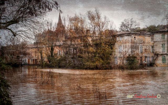 Le Grand Estey, Langoiran. Samedi 14/12/2019. Photographie © Christian Coulais
