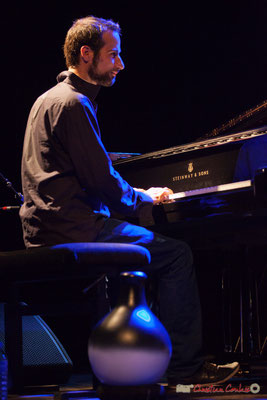 Eym Trio; Elie Dufour. Festival JAZZ360, Cénac, 09/06/2017