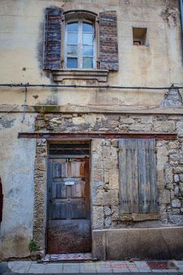 63 Façade de maison, Arles