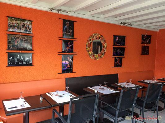 Millésime 2016, Restaurant les Acacias. Rétrospective photographique 2010-2016 du Festival JAZZ360.