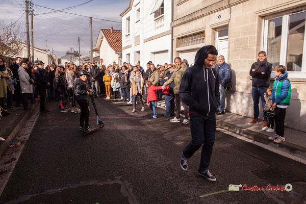 Robin; Collin Hill; Regards en biais, Cie La Hurlante, Hors Jeu / En Jeu, Mérignac. Samedi 24 novembre 2018