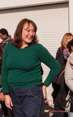 Caroline Cano; Regards en biais, Cie La Hurlante, Hors Jeu / En Jeu, Mérignac. Samedi 24 novembre 2018