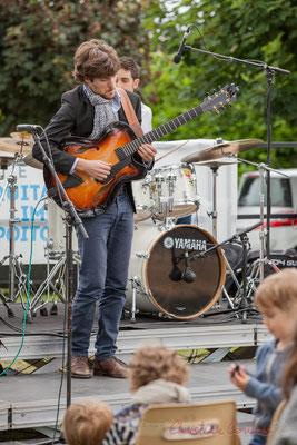 Eddie Dhaini, Festival JAZZ360 2016, Cénac, 11/06/2016
