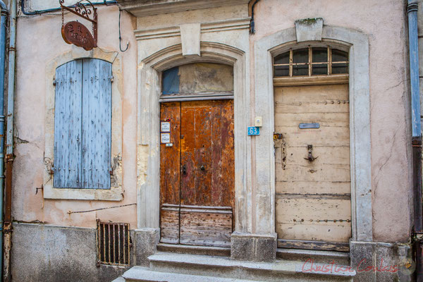 35b Portes mitoyennes, Arles