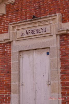 Villa les Arreneys, Soulac-sur-Mer. Samedi 3 juillet 2021. Photographie © Christian Coulais
