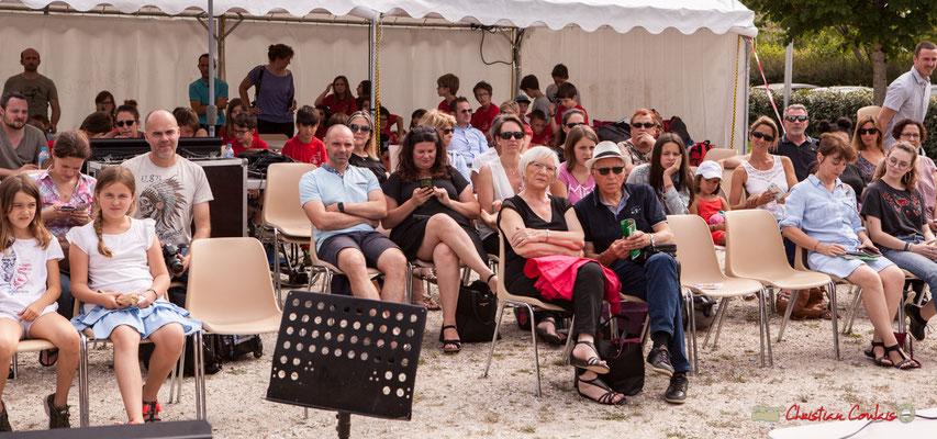 17h00 ouverture du 9ème festival JAZZ360 à Cénac par les Pratiques Artistiques Scolaires. 08/06/2018