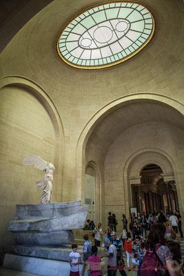 La Victoire de Samothrace, Musée du Louvre