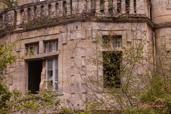 3/8 Château Haut-Brignon, Cénac. Mardi 7 avril 2020. Photographie : Christian Coulais