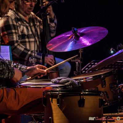 Frédéric Sicart, Philippe Bayle trio, Soirée Cabaret JAZZ360, Cénac, 18 mars 2017