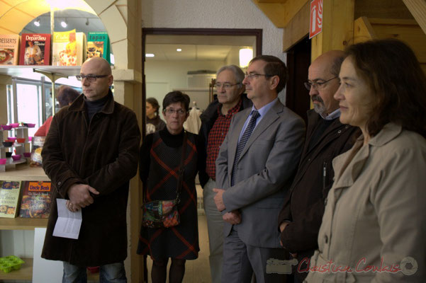 Epicerie solidaire, Vestiaire solidaire (au fond), l'Annexe de la Cabane, 38, rue Amaury de Craon à Créon