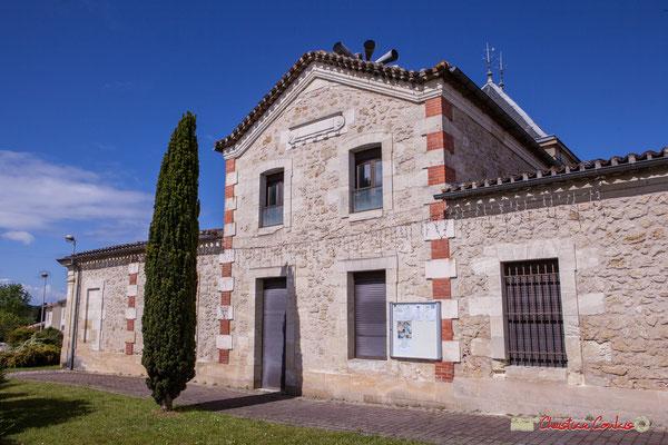 Villa Argentina, avenue de la République, Cénac, Gironde. 13/05/2018