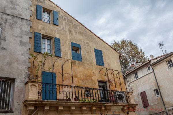 21 Façade de maison, Arles