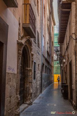 Calle Juicio, Tudela, Navarra