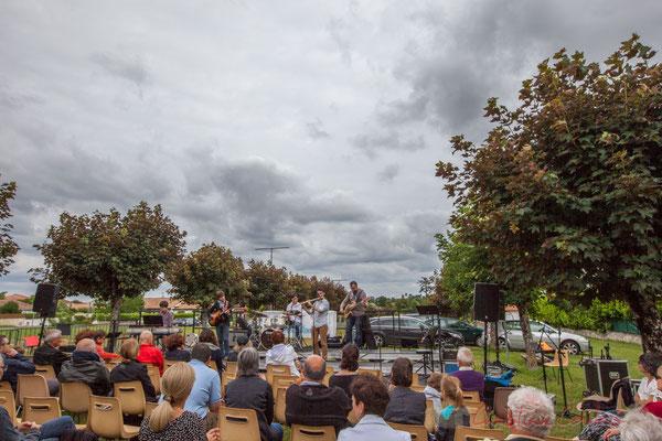 Atelier Jazz du Conservatoire Régional de Bordeaux Jacques Thibaud, Festival JAZZ360 2016, Cénac