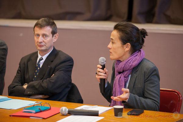 Mathilde Feld, Présidente de la CDC du Créonnais, Conseillère municipale de Créon