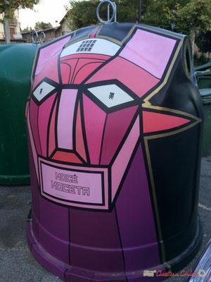"""""""Mocé moceta"""" Tri des déchets, une initiative originale / Clasificación de residuos, una iniciativa original, Sangüesa, Navarra"""