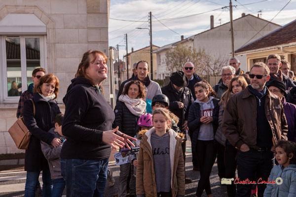 Caroline Cano. Regards en biais, Cie La Hurlante, Hors Jeu / En Jeu, Mérignac. Samedi 24 novembre 2018
