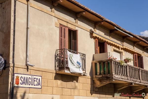 Bienvenue à Sangüesa, Navarre / Bienvenido a Sangüesa, Navarra