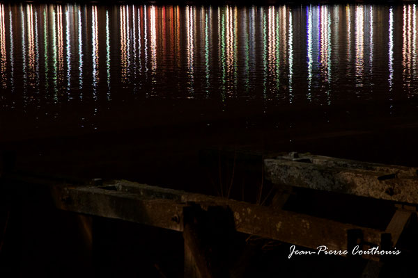 Les alentours du pont Jacques Chaban-Delmas photographiés par Jean-Pierre Couthouis. Bordeaux, 27 février 2019