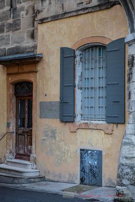 60 Façade de maison, Arles