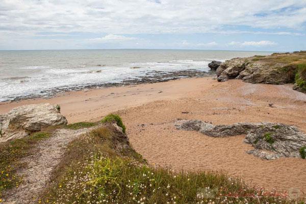 La Parée Basse, Corniche Vendéenne, Vendée, Pays de Loire