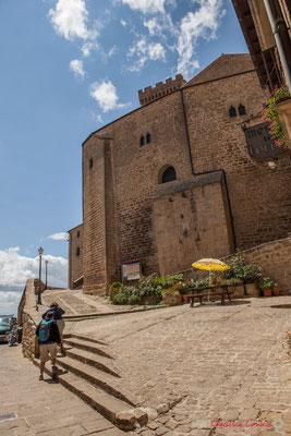 Plazza Santa Maria, Ujué, Navarra