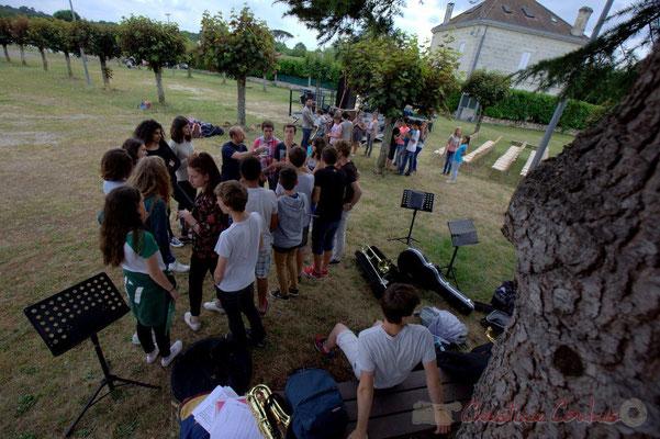 Dernières recommandations de Rémi Poymiro. Festival JAZZ360, Cénac, 12/06/2015