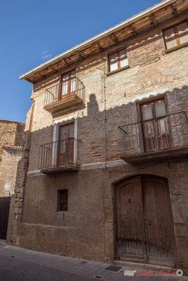 Maison ancienne à rénover. Sangüesa, Navarra
