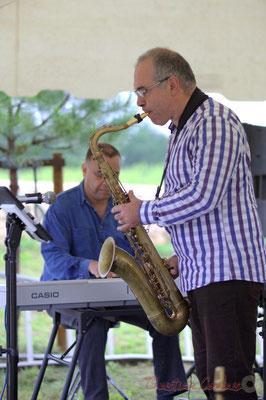 Hervé Fourticq; Affinity Quartet, Festival JAZZ360 2012, Quinsac, dimanche 10 juin 20122012