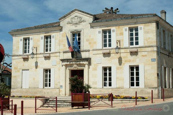 Mairie de Latresne, avenue de la Libération