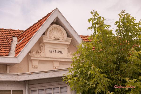 Villa Neptune, Soulac-sur-Mer. Samedi 3 juillet 2021. Photographie © Christian Coulais