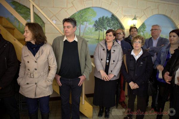 En attendant l'inauguration de l'épicerie solidaire pour tous, l'annexe de la Cabane, 38, rue Amaury de Craon à Créon
