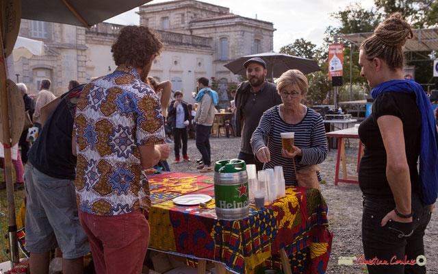 1 Restauration sur place. Festival JAZZ360 2018, Parc Pomarède, Langoiran. 07/06/2018