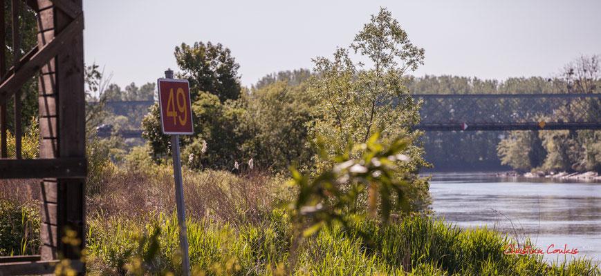 """""""Point kilométrique 49"""" Chantiers Tramasset, le Tourne, samedi 24 avril 2021. Photographie © Christian Coulais"""