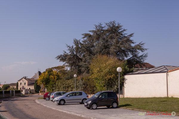 1 Avenue des côtes, Cénac, Gironde. 16/10/2017.