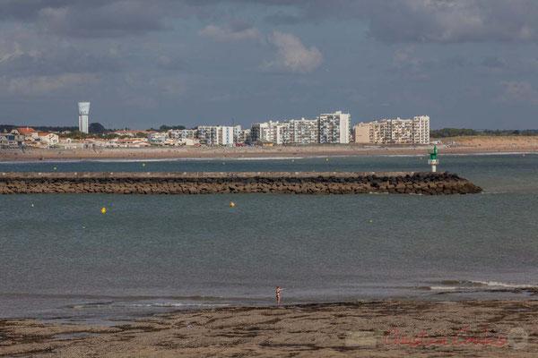 Saint-Gilles-de-Vie, Corniche Vendéenne, Vendée, Pays de la Loire