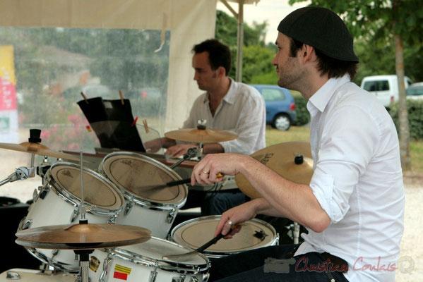 Ateliers Jazz de l'I.R.E.M., Institut Régional d'Expressions Musicales, Festival JAZZ360, Cénac, 04/06/2011