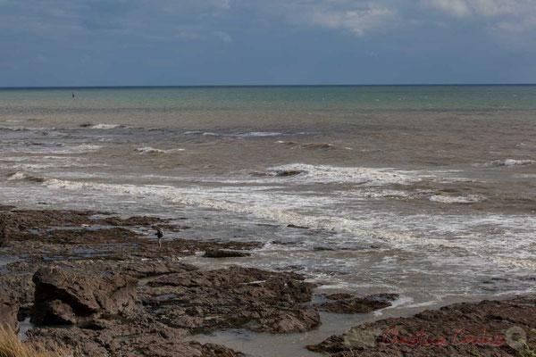 Aux environs du Trou du Diable, Corniche Vendéenne, Vendée, Pays de la Loire