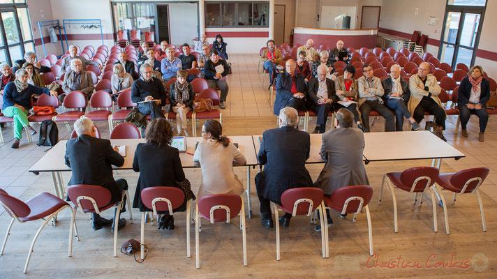 Conseil consultatif citoyen du canton de Créon, Sadirac