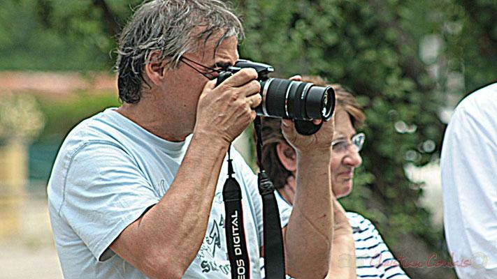 Richard Raducanu, élu à l'initiative du festival JAZZ360