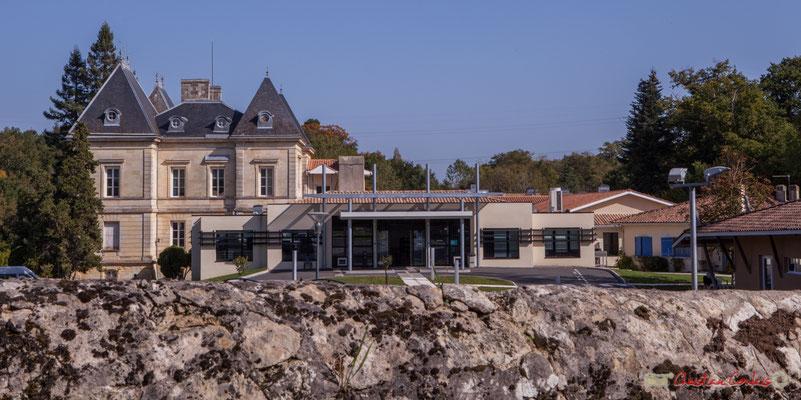 Château Rauzé (1865). Avenue du Rauzé, Cénac, Gironde. 16/10/2017