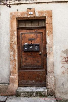 4 Porte simple, Arles