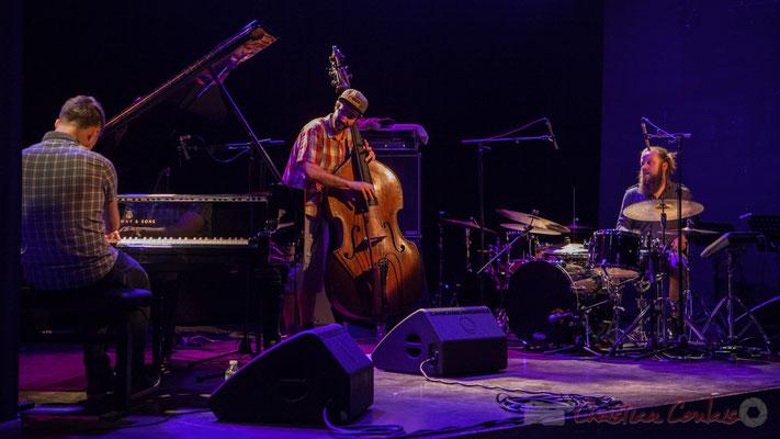 Jérôme Beaulieu, Philippe Leduc, William Côté, Misc. Festival JAZZ360 2016, Cénac, 11/06/2016