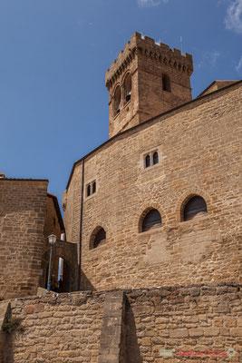 Eglise-Forteresse Santa Maria d'Ujué, Navarre / Iglesia Santa María de Ujué, Navarra