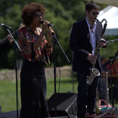 Festival JAZZ360, Mayomi Moreno, François-Marie Moreau, Akoda Quintet
