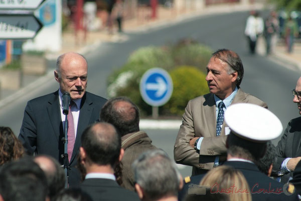 Discours d'Alain Rousset, Président du Conseil régional d'Aquitaine pour l'inauguration de l'Aérocampus Aquitaine, Latresne, 14 avril 2011