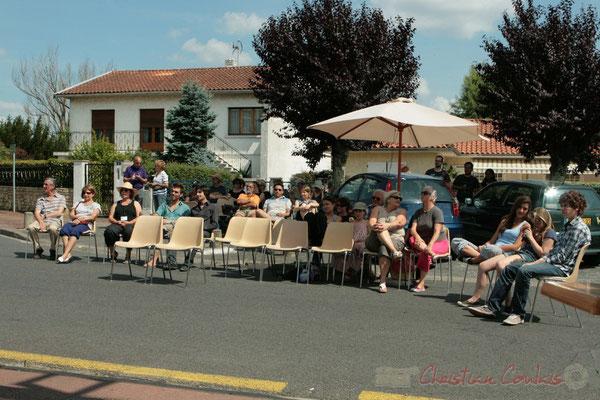Concert des Ateliers Jazz des conservatoires de Bordeaux et Agen. Festival JAZZ360 2011. 05/06/2011