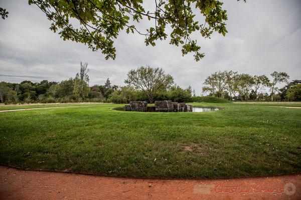 Les jardins japonais, les Prés de Goualoup, Domaine de Chaumont-sur-Loire. Mercredi 26 août 2015. Photographie © Christian Coulais